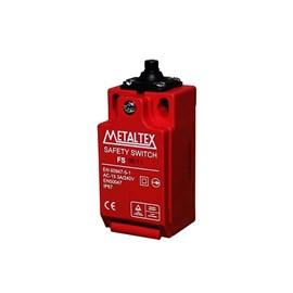 Chave de Segurança 2NF+1NA FS9512 com Pino Metaltex
