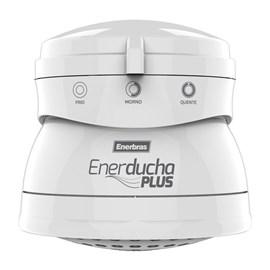 Chuveiro 3 Temperaturas Enerducha Plus Branco 5400W 220V Enerbras