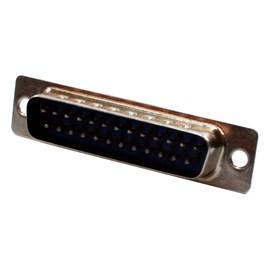 Conector Com 25 Vias Macho Metaltex