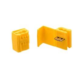 Conector Emenda e Derivação 562 Amarelo 10 Peças 3M