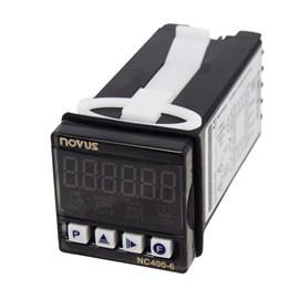 Contador de Pulso Digital Embutir NC400-6-RP 100-240VCA Novus