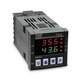 Contador de Pulso Digital Embutir T42 48X48mm 100/240VCA 4 Dígitos Coel