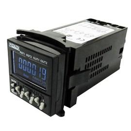 Contador/Temporizador/Tacômetro Digital CTHD6-AC 100-240VCA Metaltex