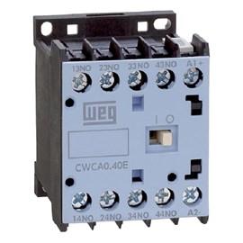 Contator Auxiliar 220V 50/60Hz 2NA+2NF WEG
