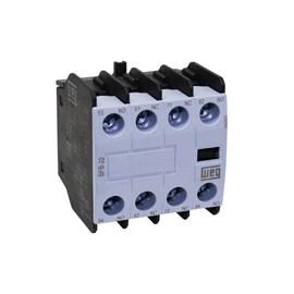 Contator Auxiliar Frontal BFB-22 para CWB9-80 2NA+2NF WEG