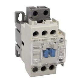 Contator Tripolar CT12-H5-311 13A 220VCA 1NA+1NF Metaltex
