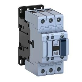 Contator Tripolar CWB50-11-30D23 50A 220V 1NA+1NF WEG