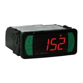 Controlador de Pressão PCT-410 E PLUS 90-264VAC Full Gauge