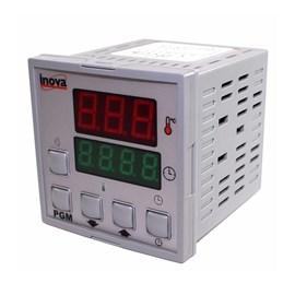 Controlador de Temperatura Digital INV-20301-J 24V 24VCA/VCC Inova