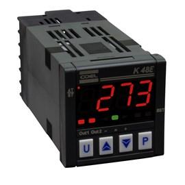 Controlador de Temperatura Digital K48EHCOR 1 Saída Relé/SSR 100-240VCA Coel