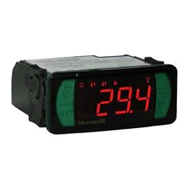 Controlador de Temperatura Digital MICROSOL E 115-230VAC Full Gauge