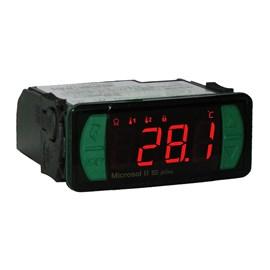 Controlador de Temperatura Digital MICROSOL II E PLUS 115-230VAC Full Gauge