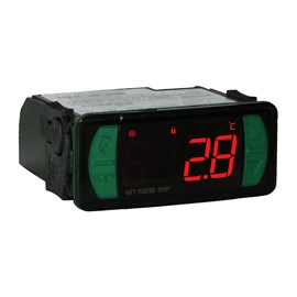 Controlador de Temperatura Digital MT512E 2HP 115-230VAC Full Gauge