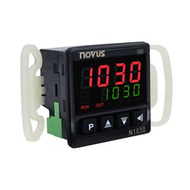 Controlador de Temperatura Digital N1030-PR 100-240VCA/VCC Relé+SPST Novus