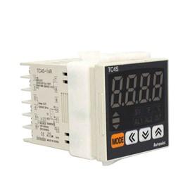 Controlador de Temperatura Digital TC4S-14R 100-240VAC J-K-PT100 Autonics