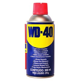 Desengripante Spray 300ml WD-40