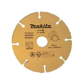 Disco de Corte Serra com Grãos 110x20mm Makita