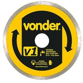 Disco Diamantado 110x20mm V1 Vonder