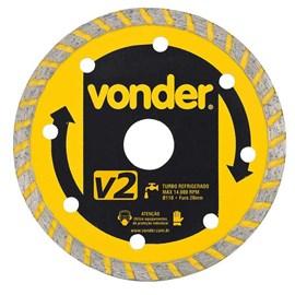 Disco Diamantado 110x20mm Vonder