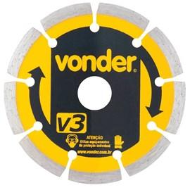 Disco Diamantado 125x22mm Vonder
