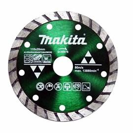 Disco Diamantado Turbo Corte 110x20mm Makita