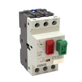 Disjuntor Motor DM1-10A 6 - 10A Metaltex