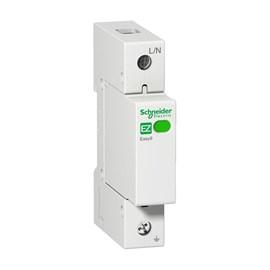 Dispositivo Protetor Contra Surtos IEC EZ9L33120 Classe II 20kA 275V Schneider
