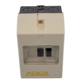 Dm1-B Caixa Plástica Ip65 Para Dm1 Metaltex