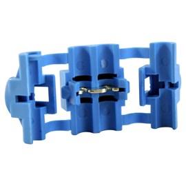 Emenda de Cabo ET-25 Azul Metaltex