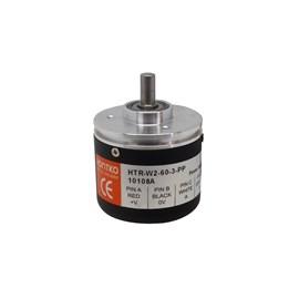 Encoder HTR-W2-60-3PP 26VCC Incremental Metaltex
