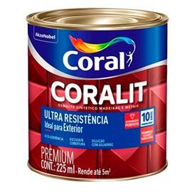 Esmalte Sintético Ultra Resistência Acetinado Branco Coral 3,6litros