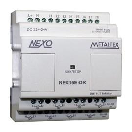 Expansão CLP Nexo Nex-16e-Dr Metaltex