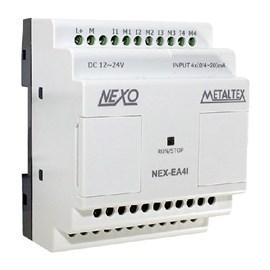Expansão CLP Nexo Nex-Ea4i Metaltex