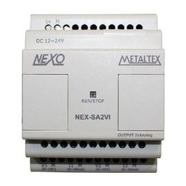 Expansão CLP Nexo Nex-Sa2vi Metaltex