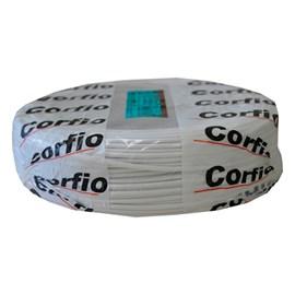 Fio Paralelo 0,75mm 100m Branco Corfio/Cobrecom