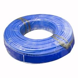 Fio Rígido 10mm 100m Azul 750V Corfio/Cobrecom