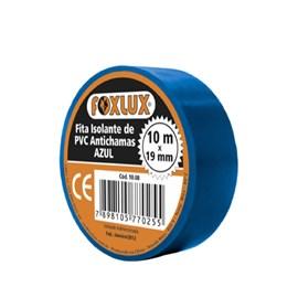 Fita Isolante 10m Azul Foxlux
