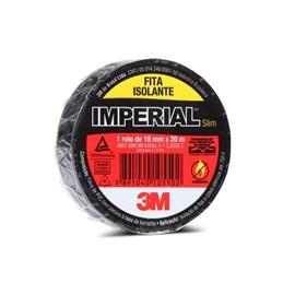 Fita Isolante  20M Imperial Slim 18mm 3M