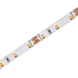 Fita Led 12v Eco 5w/M Branco Quente 450lm/M Ip20 Rolo 5 Metros Stella