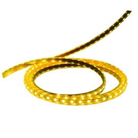 Fita LED Luz Amarela IP-65 14,4W 127V Eletrorastro