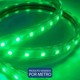 Fita LED Verde IP-65 14,4W 127V Eletrorastro