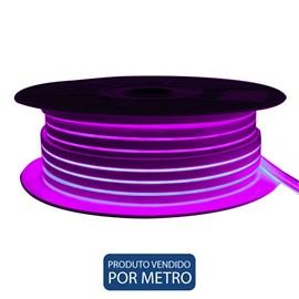 Fita  Neon Led 12V Rosa 6W/M Eletrorastro