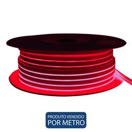 Fita  Neon Led 12v Vermelha 6w/M Eletrorastro