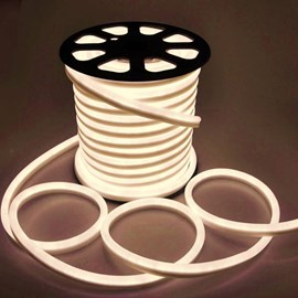 Fita Neon LED Luz Amarela IP-65 6W 12V Eletrorastro