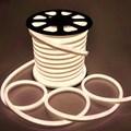 Fita Neon LED Luz Branco Quente IP-65 6W 12V Eletrorastro