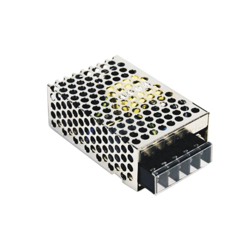 Fonte Chaveada 12VCC 2,1A RS-25-12 25W Metaltex