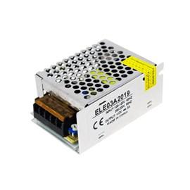 Fonte Chaveada LED 12VCC 3,0A Bivolt Eletrorastro