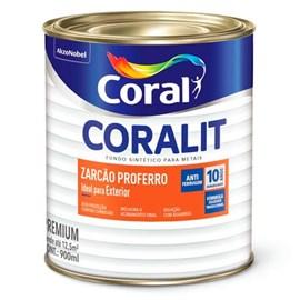 Fundo Zarcão Proferro Antioxido Proferro Coral 3,6l