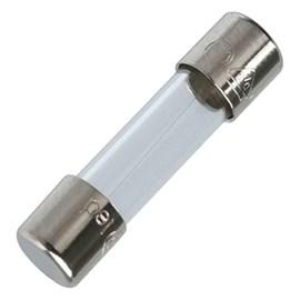 Fusível De Vidro Pequeno 6,3A Com 5 Unidades Arsolcomp