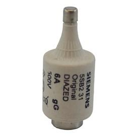 Fusível Diazed Gl/Gg 06a 5sb231 Ret. Siemens